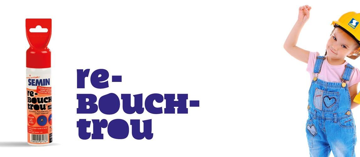 Re-bouch-trou Semin Español