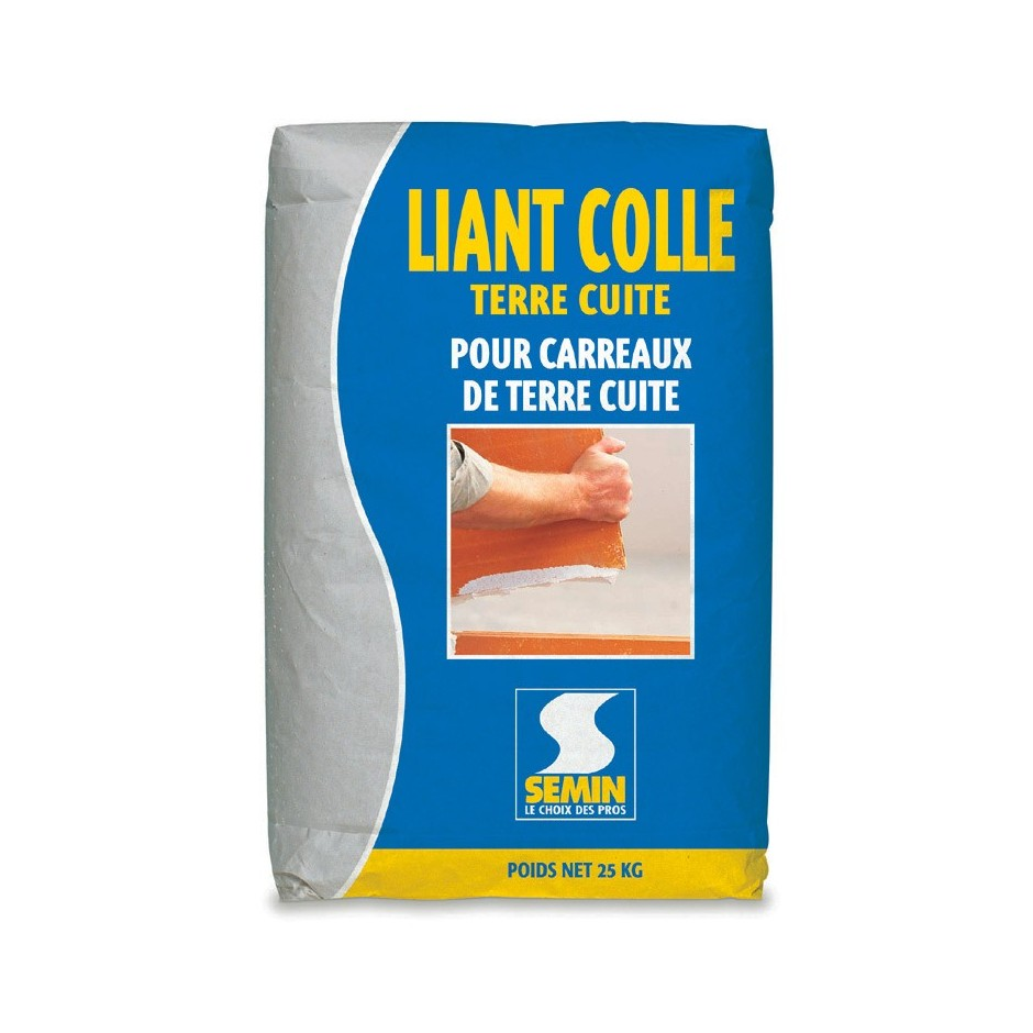 LIANT COLLE TERRE CUITE